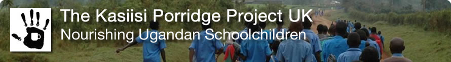The Kasiisi Porridge Project UK